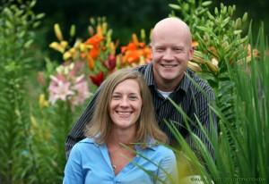 Brian & Kristin 1