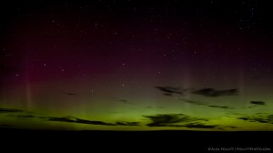 Ursa Major & Northern Lights
