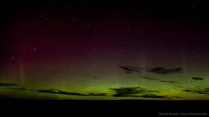 Ursa Major & Northern Lights