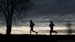 Black Friday marathon morning